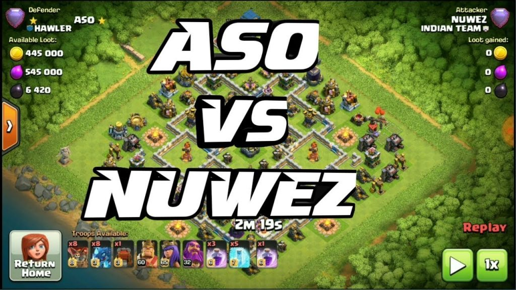 World Top Player ASO Attacked By ! NUWEZ ONE MAN ARMY IN
